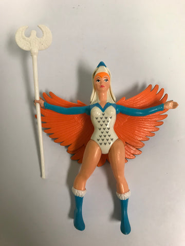 1987 Mattel He-Man & The Masters of the Universe The Sorceress Loose Complete