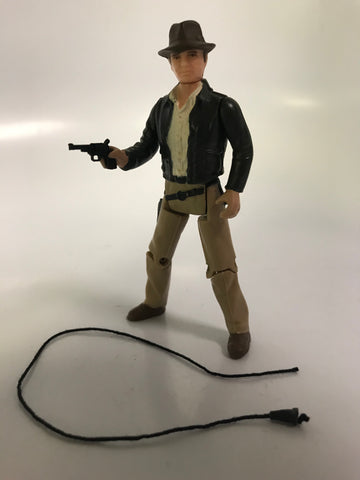 Copy of 1982 Vintage Kenner Indiana Jones Raiders of the Lost Ark ROTLA Indiana Jones Loose Complete ALL ORIGINAL NO REPRO