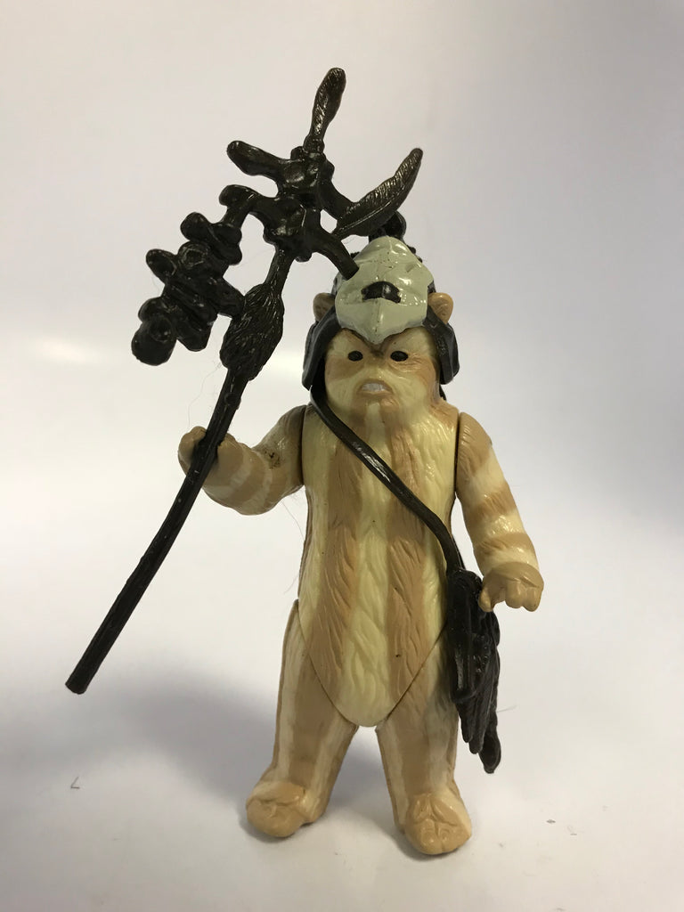 1983 Kenner Star Wars Ewok Logray Loose Complete