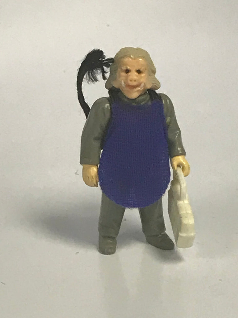 1980 Kenner Star Wars Ugnaught (Blue Apron) Loose Complete