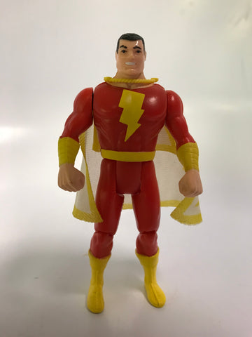 1986 Kenner Super Powers Series 3 Captain Marvel Shazam! ALL ORIGINAL NO REPRO Loose Complete Beautiful Condition