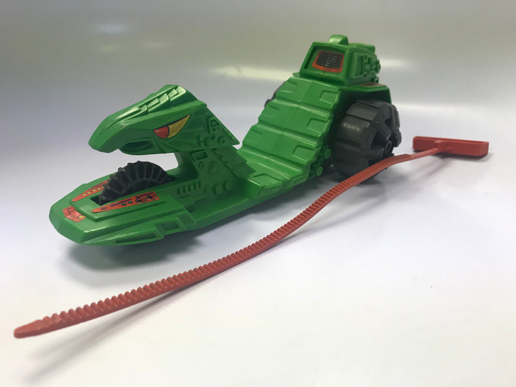 1984 Mattel He-Man & The Masters of the Universe Heroic Carrier Road Ripper Loose Complete Works Great!