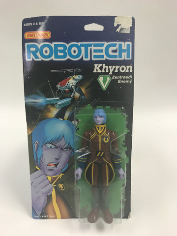 1985 Matchbox Robotech Khyron Zentraedi Enemy MOC SEALED UNOPENED