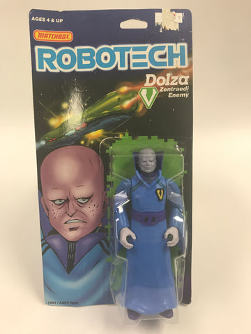 1985 Matchbox Robotech Dolza Zentraedi Enemy MOC SEALED UNOPENED