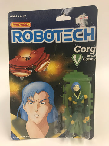 1985 Matchbox Robotech Corg Invid Enemy MOC SEALED UNOPENED