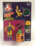1986 Kenner The Real Ghostbusters Screaming Heroes Peter Venkman SEALED MOC UNOPEN