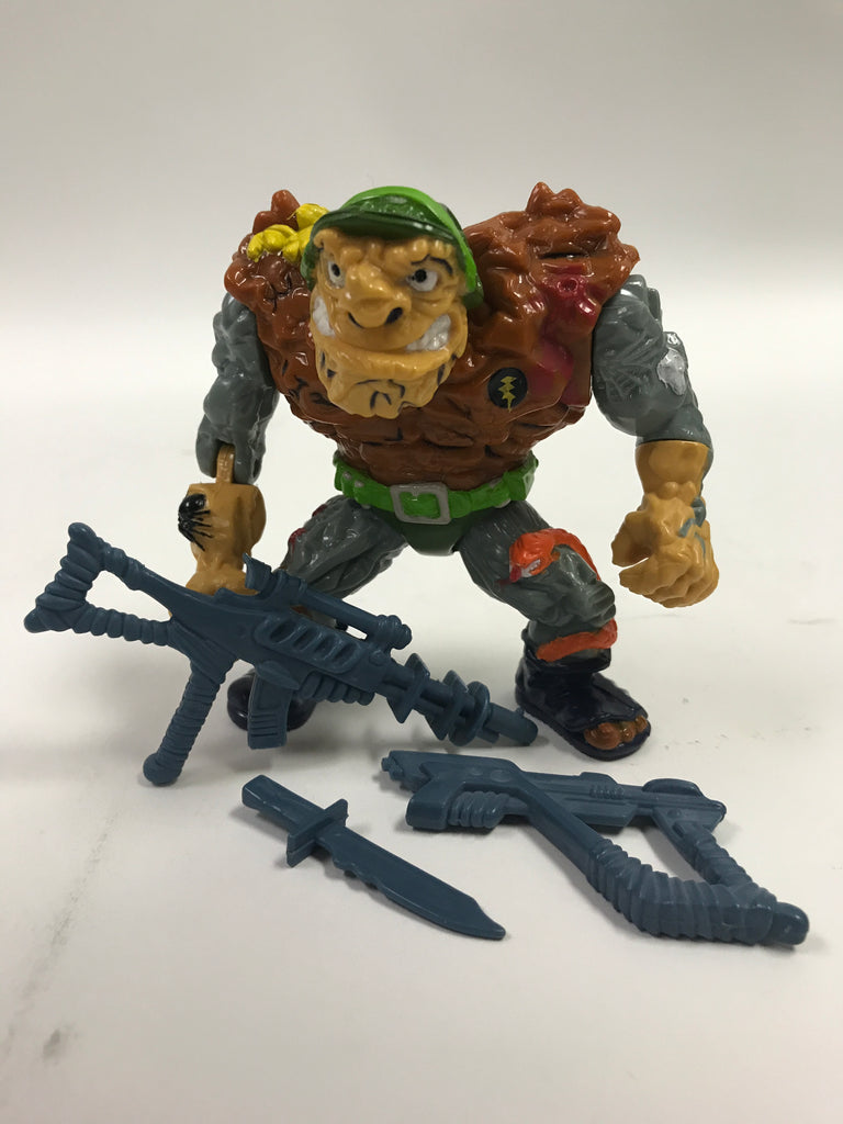 Playmates Teenage Mutant Ninja Turtles TMNT General Traag Loose Complete