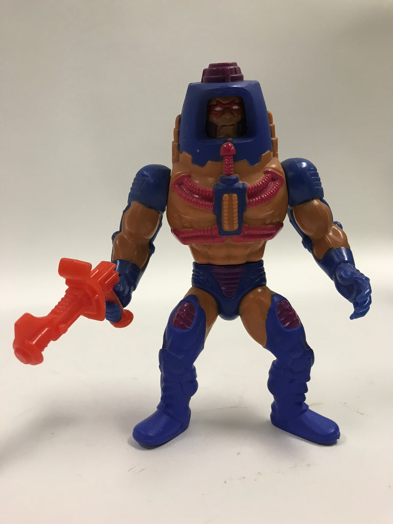 1983 Mattel He-Man & The Masters of the Universe Man E Faces Loose Complete