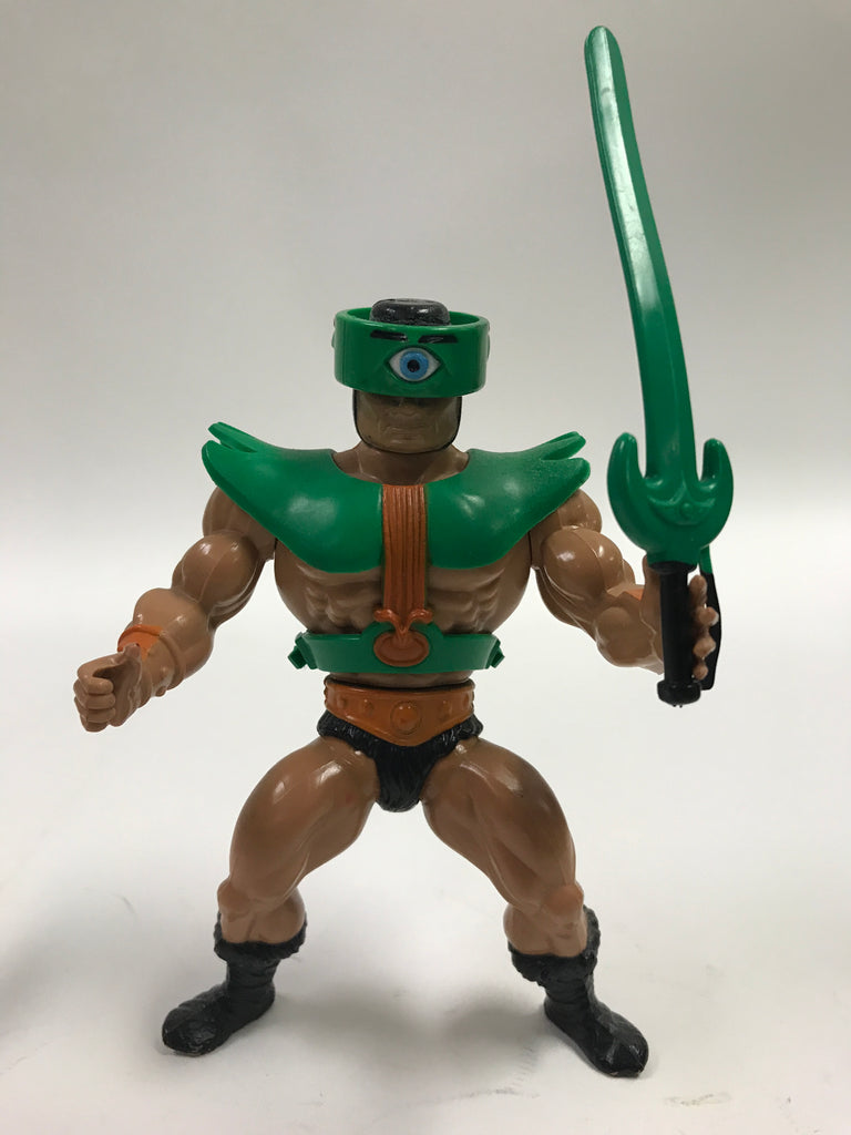1983 Mattel He-Man & The Masters of the Universe Tri Klops Loose Complete