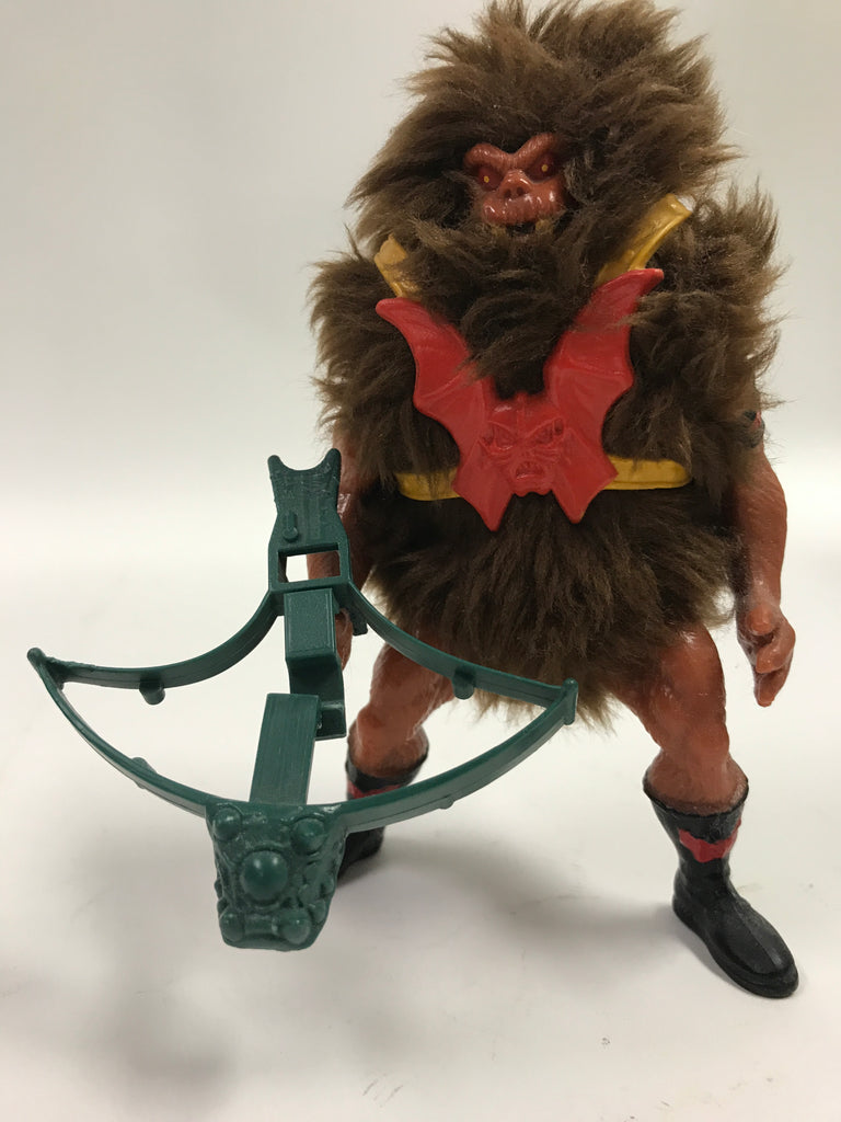 1983 Mattel He-Man & The Masters of the Universe Grizzlor Loose Complete