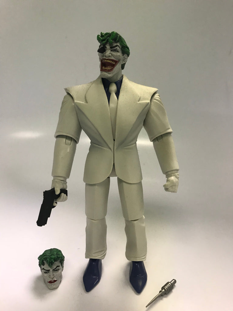 Mattel DC Comics Multiverse The Dark Knight Returns The Joker Loose Complete