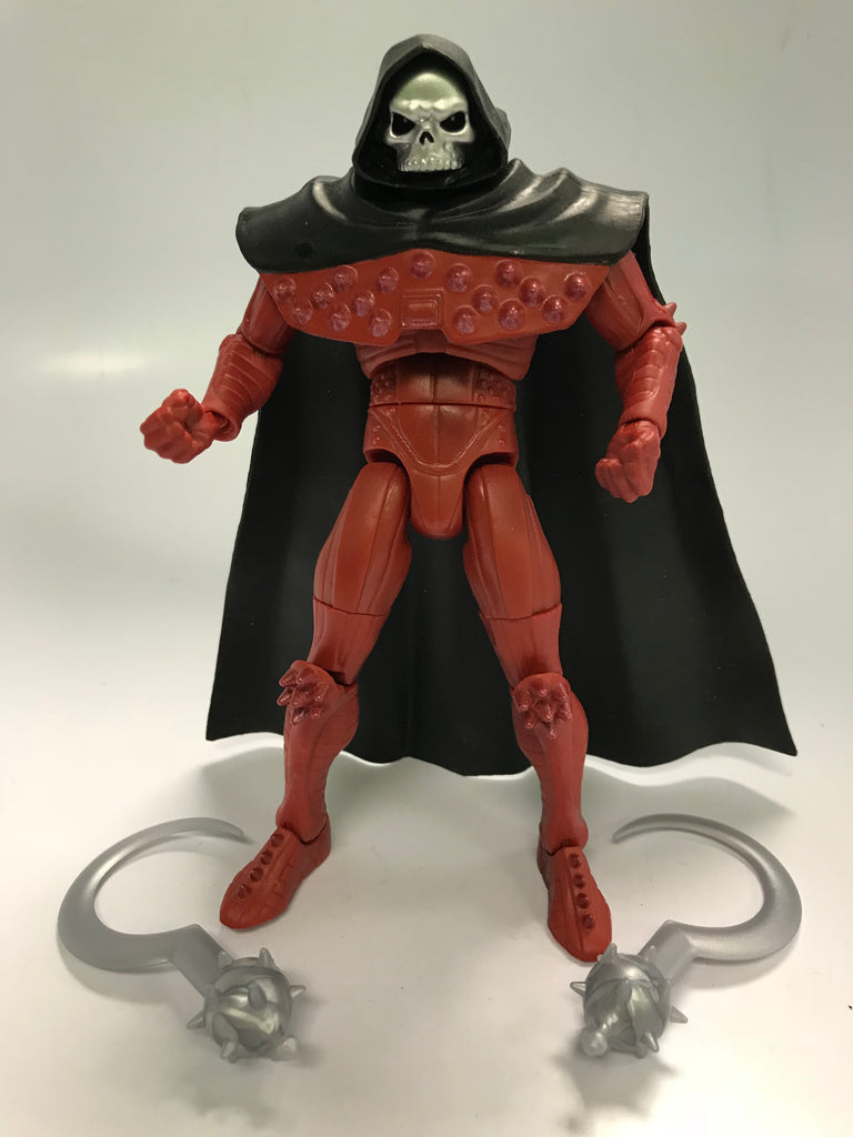 Mattel DC Comics Multiverse Rookie BAF Wave The Reaper Loose Complete