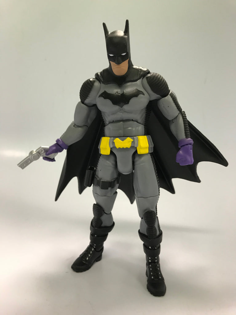 Mattel DC Comics Multiverse Justice Buster BAF Year Zero Batman Loose Complete