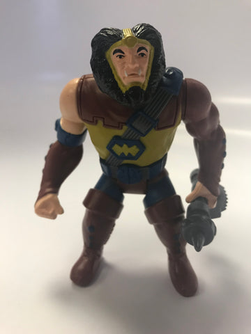 1984 DC Comics Kenner Super Powers Kalibak Loose Complete