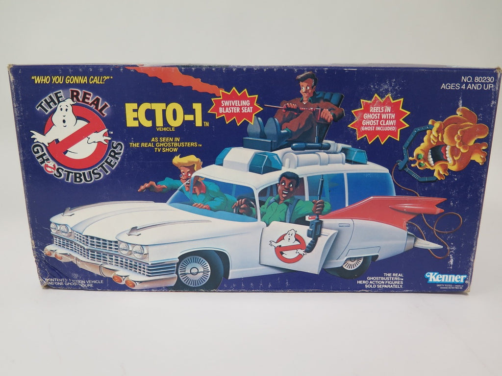 1986 Kenner Ecto-1 The Real Ghostbusters