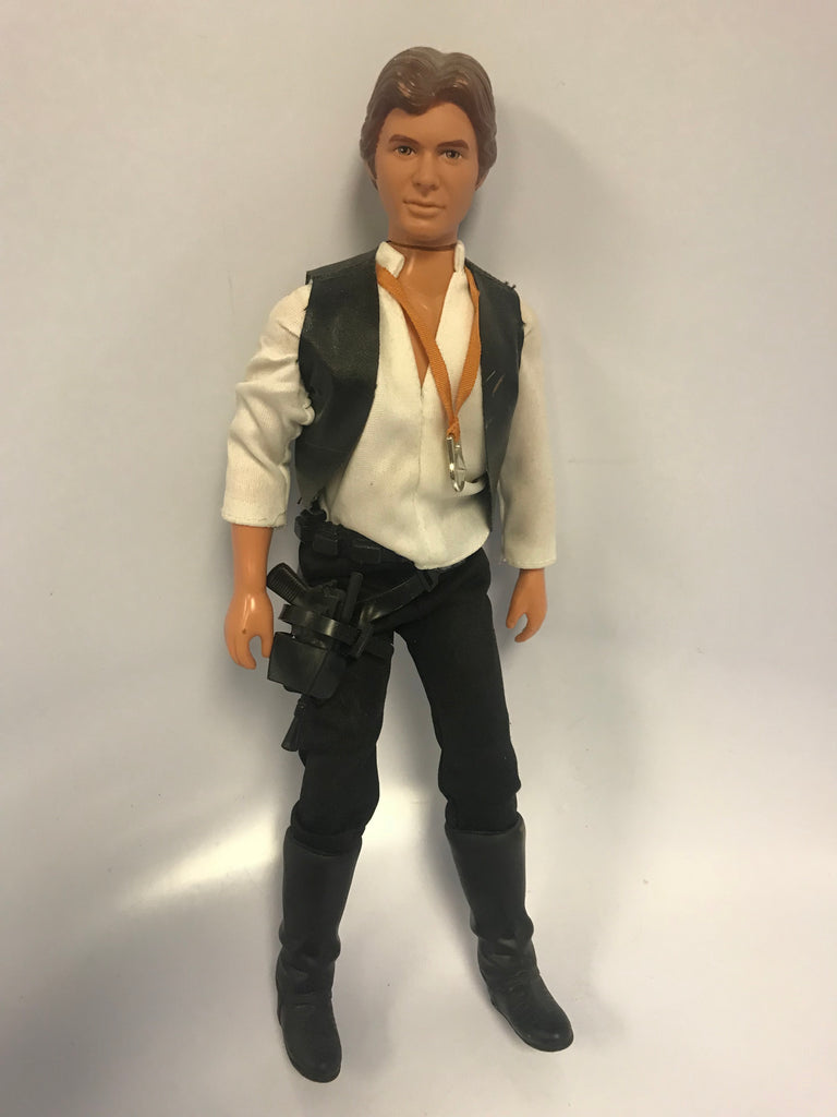 "1978 Kenner Star Wars 12"" Scale Han Solo Large Size Action Figure"