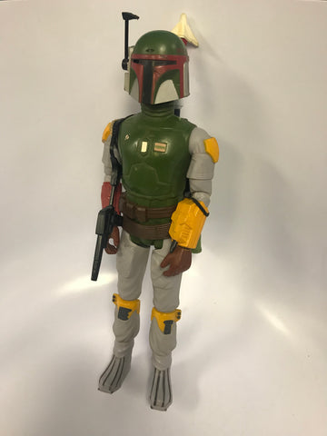 "1978 Kenner Star Wars 12"" Scale Boba Fett Large Size Action Figure"