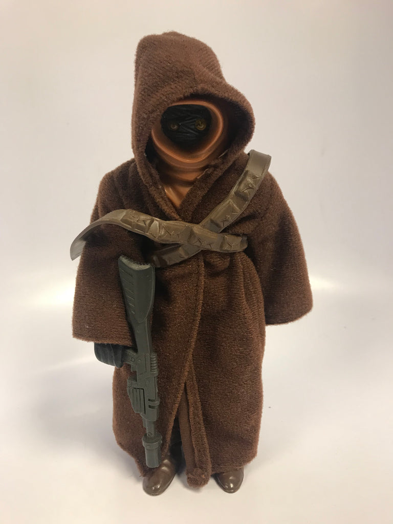"1978 Kenner Star Wars 12"" Scale Jawa Large Size Action Figure"