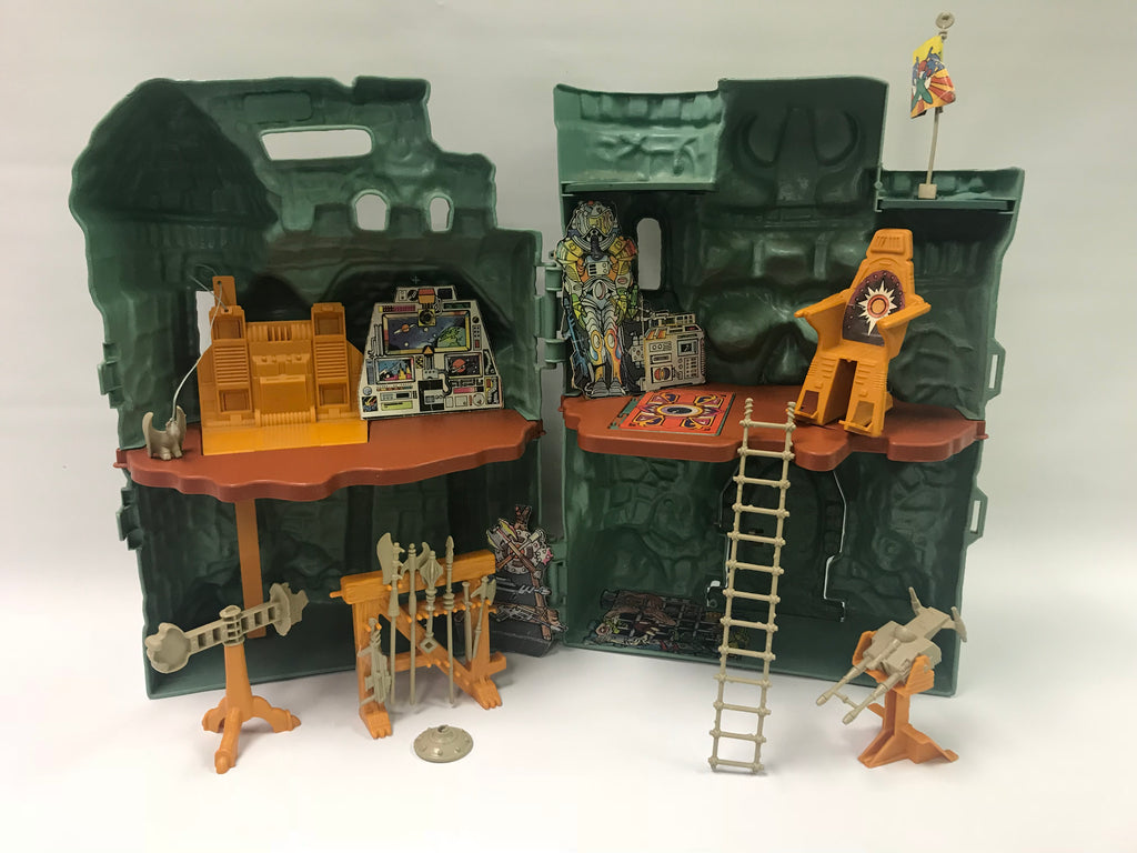 1982 Mattel He-Man & The Masters of the Universe Castle Grayskull 99% Complete