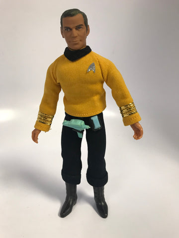 1974 Mego Star Trek Captain James T Kirk Loose Complete
