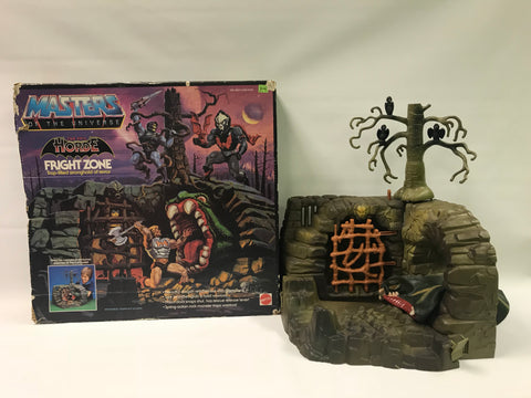 1982 Mattel He-Man & The Masters of the Universe The Horde Fright Zone In Box