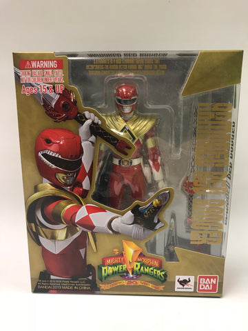 Bandai Tamashii Nations S.H. Figuarts Armored Red Ranger Mighty Morphin Power Rangers