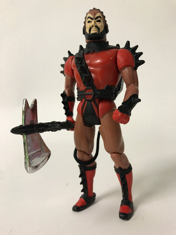 1984 Kenner Super Powers Steppenwolf Loose Complete