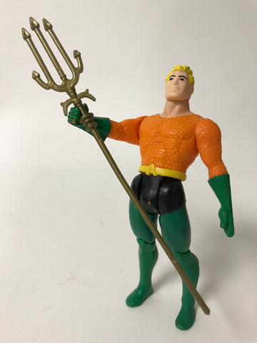 1984 Kenner Super Powers Aquaman Loose Complete