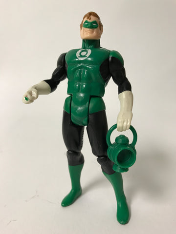 1984 Kenner Super Powers Green Lantern Hal Jordan Loose Complete