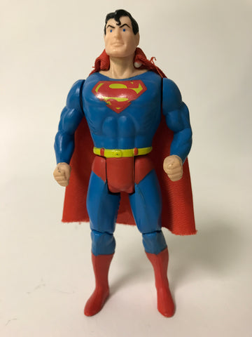 1984 Kenner Super Powers Superman Loose Complete