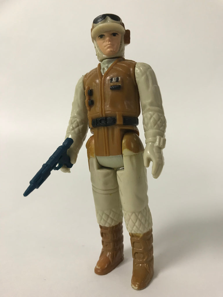 1980 Kenner Star Wars Rebel Soldier (Hoth) COO HK Loose and Complete