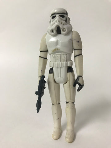 1977 Kenner Star Wars Stormtrooper COO HK Loose and Complete