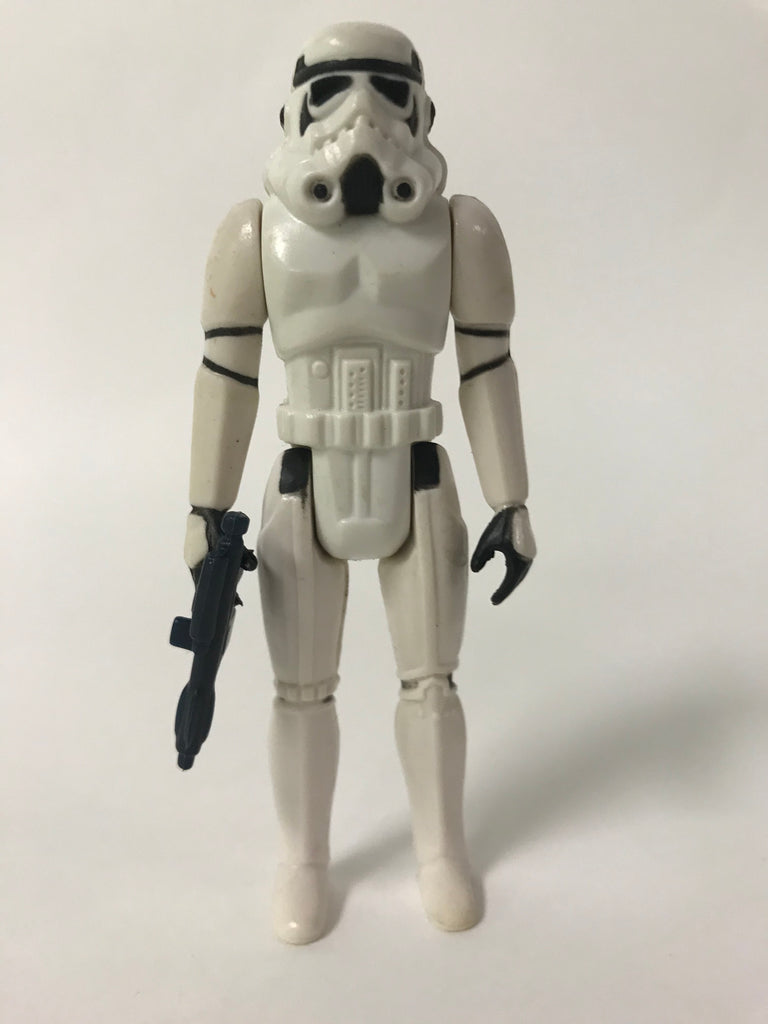 1977 Kenner Star Wars Stormtrooper COO HK Loose Complete