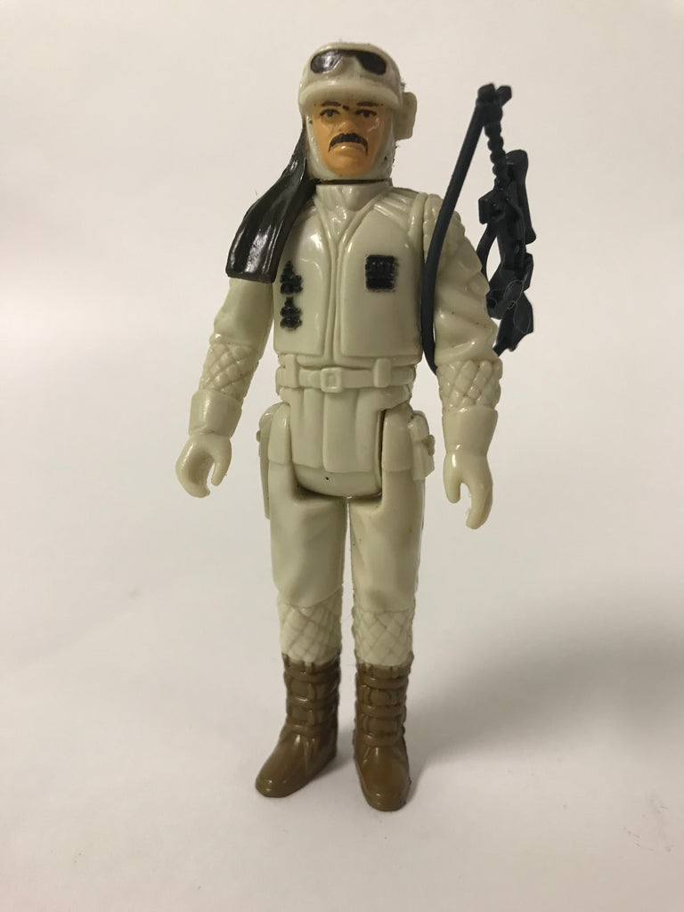 1980 Kenner Star Wars Hoth Rebel Commander COO HK Loose Complete