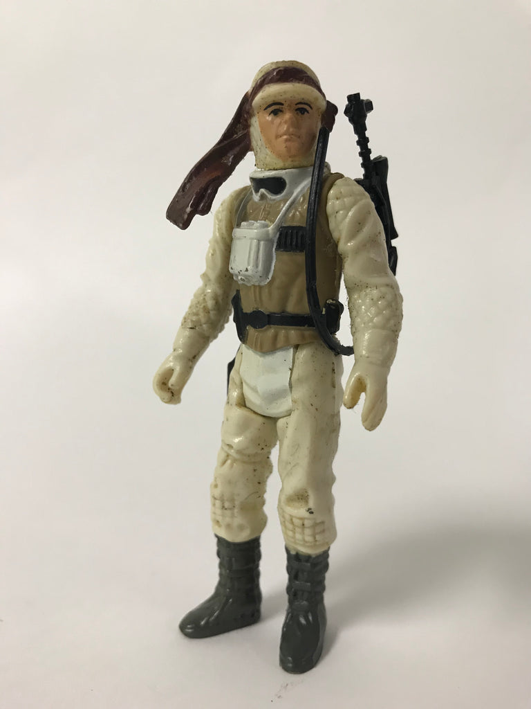 1980 Kenner Star Wars ESB Luke Skywalker Hoth COO HK Loose and Complete