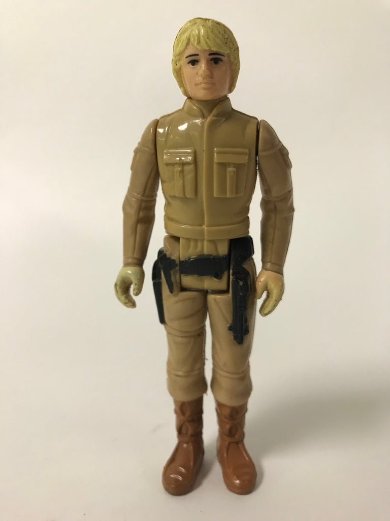 1980 Kenner Star Wars ESB Bespin Luke Skywalker No Weapons Not Complete COO HK
