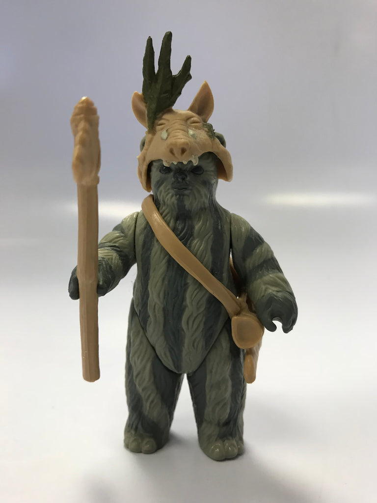 1983 Kenner Star Wars Return of the Jedi Ewok Teebo COO Taiwan Loose Complete