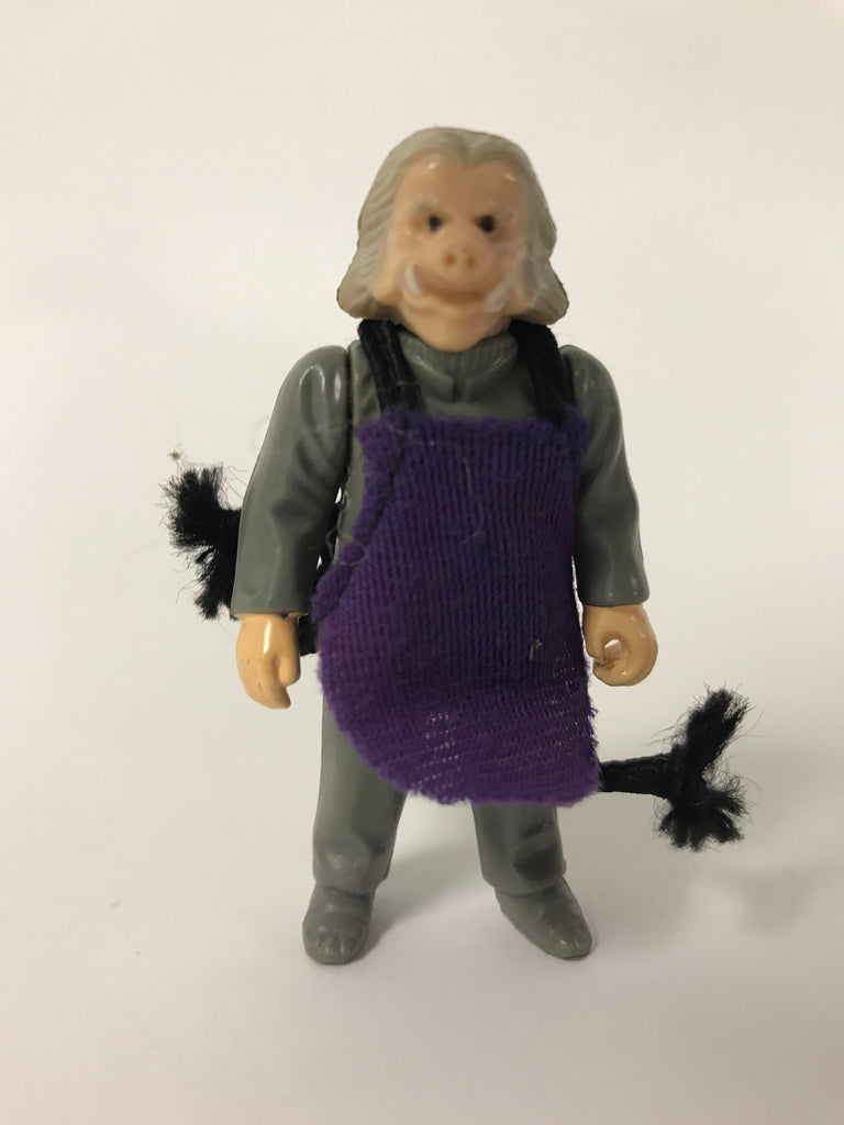 1980 Kenner Star Wars ESB Bespin Ugnaught COO HK Loose Complete