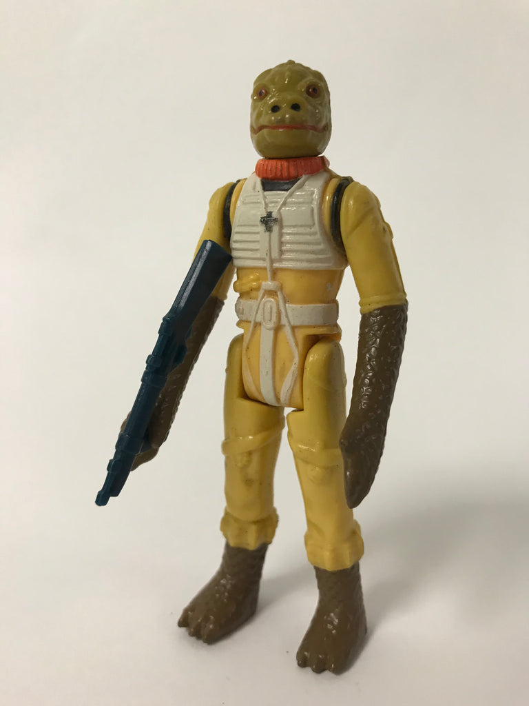 1980 Kenner Star Wars ESB Bounty Hunter Bossk COO HK Loose Complete