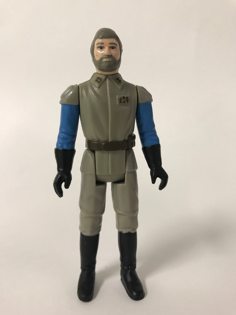 1983 Kenner Star Wars Return of the Jedi ROTJ General Madine COO HK Loose Not Complete