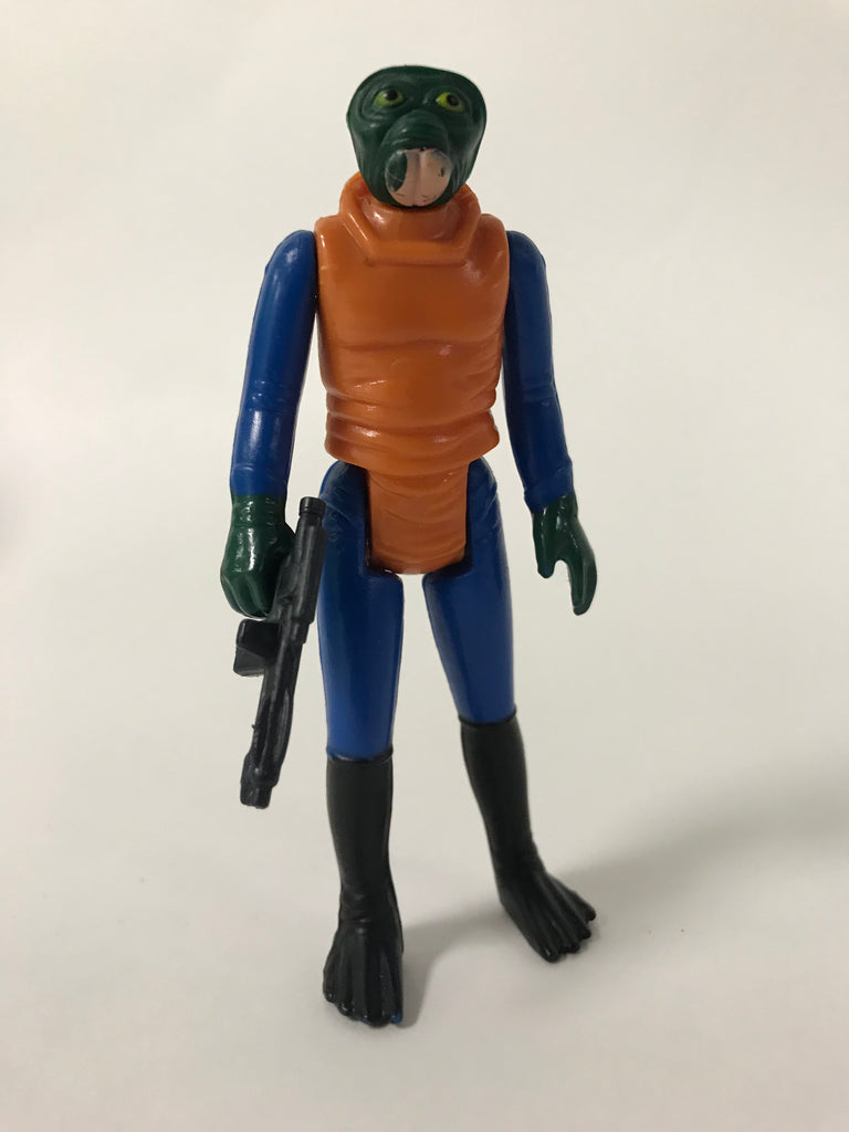 1978 Kenner Star Wars Walrus Man COO HK Loose Complete