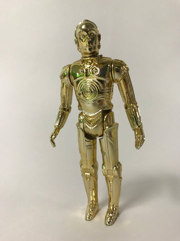 1978 Kenner Star Wars C-3PO COO HK Loose Complete