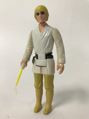 1978 Kenner Star Wars Luke Skywalker Farm Boy COO HK Loose Complete