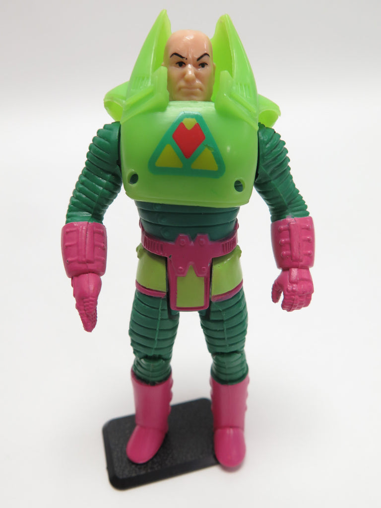 1984 Kenner Super Powers Lex Luthor Beautiful Condition