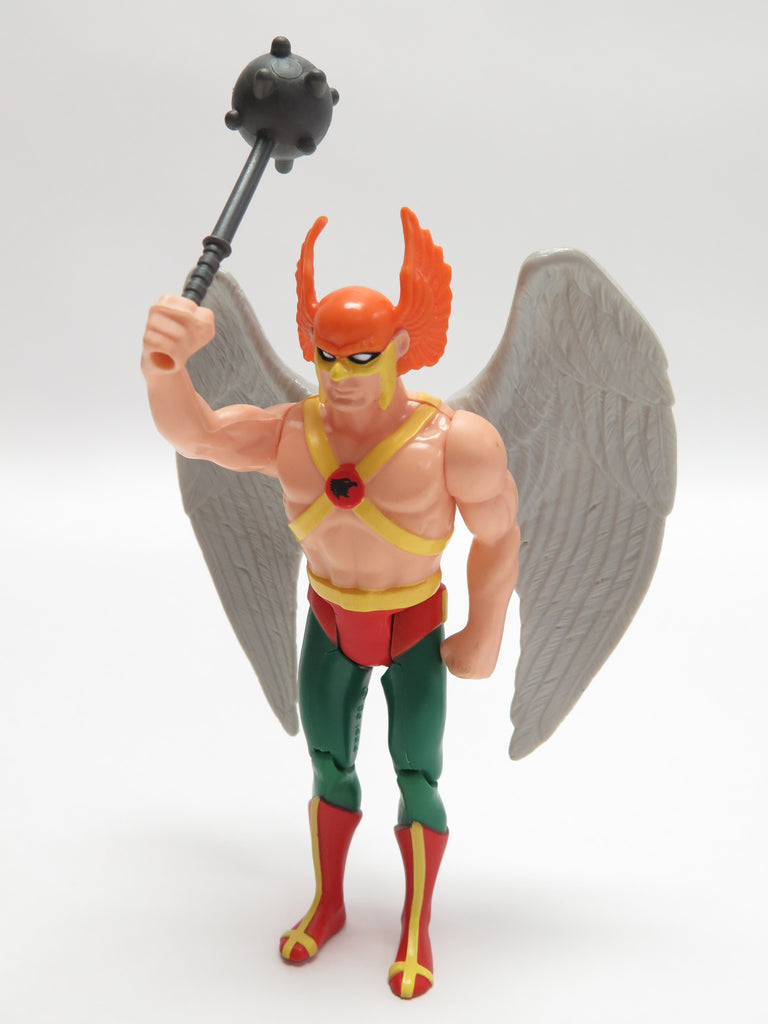 1984 Kenner Super Powers Hawkman - Beautiful Condition