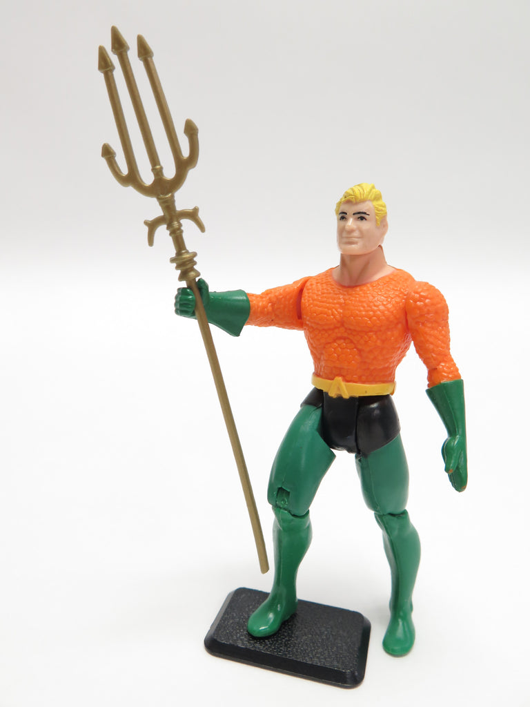 1984 Kenner Super Powers Aquaman Beautiful Condition