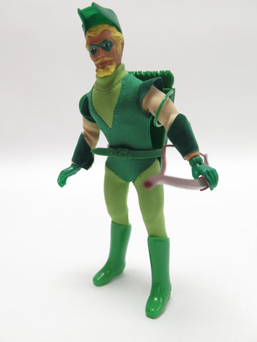 1974 Mego Corporation World's Greatest Super Heroes Green Arrow