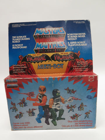 1985 Mattel He-Man & The Masters of the Universe Multi-Bot MISB Sealed