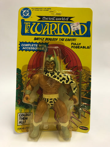 1982 Remco DC Comics Hercules: Unbound Lost World of the Warlord UNOPENED SEALED