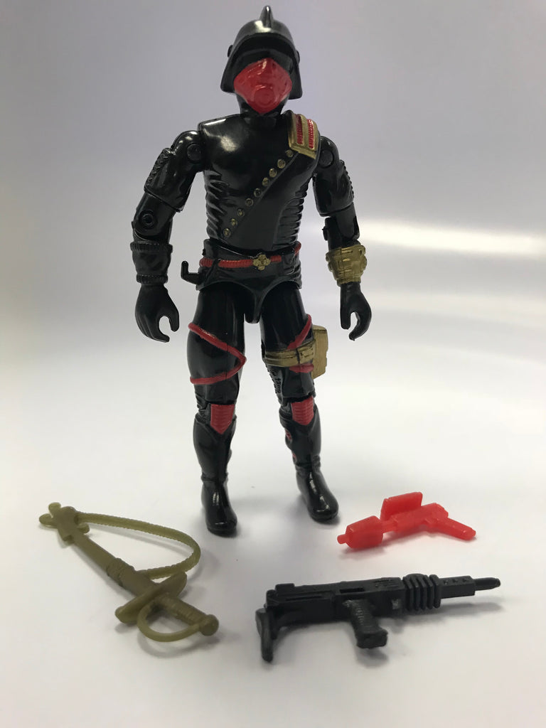 1988 Hasbro Gi Joe IRON GRENADIERS (v1) DESTRO'S ELITE TROOPERS Loose Complete